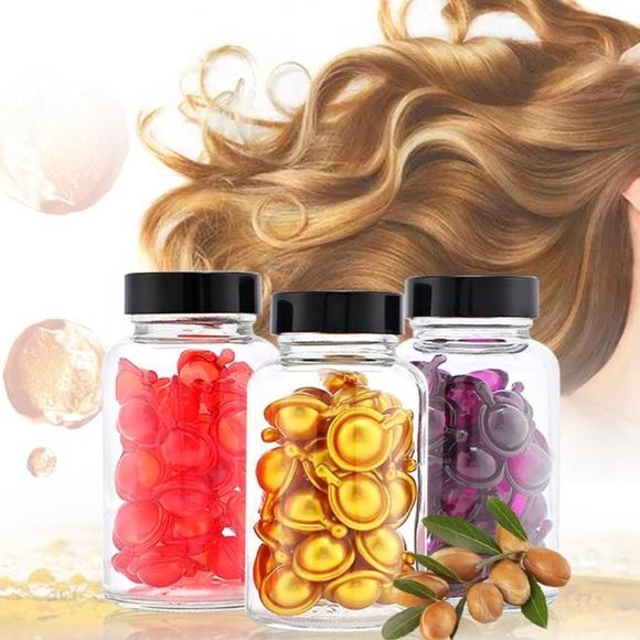 Hair problem? Use our Organic Hair Vitamins!